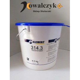 Klej Kleiberit 314.3 wodoodporny D4-4,5kg